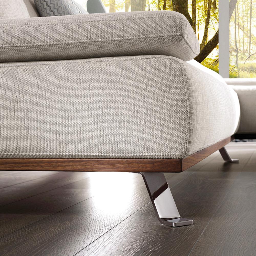 mehr informationen zu tivoli chaiselongue mit 1 armteil. Black Bedroom Furniture Sets. Home Design Ideas