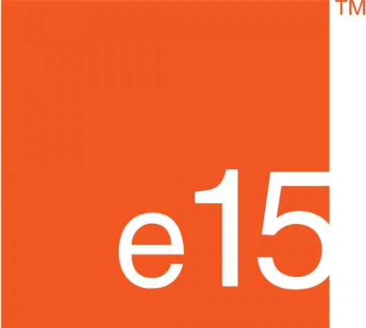 Logo of e15
