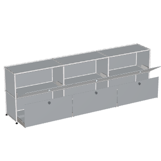 Free Try Out Of Usm Sideboard Large From Usm Haller In 3d