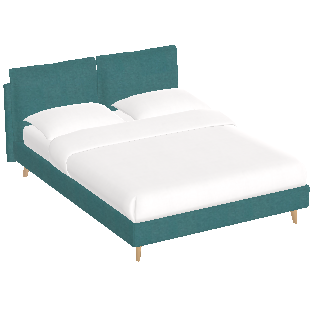 Preview of Boxspring bed Arte