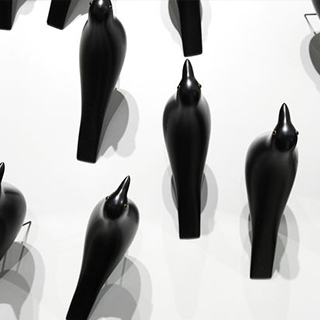 Free try out of Eames House Bird from Vitra in 3D, VR and AR