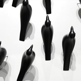 Probiere gratis Eames House Bird von Vitra Produkte in 3D, VR und AR