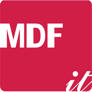 Logo of MDF Italia
