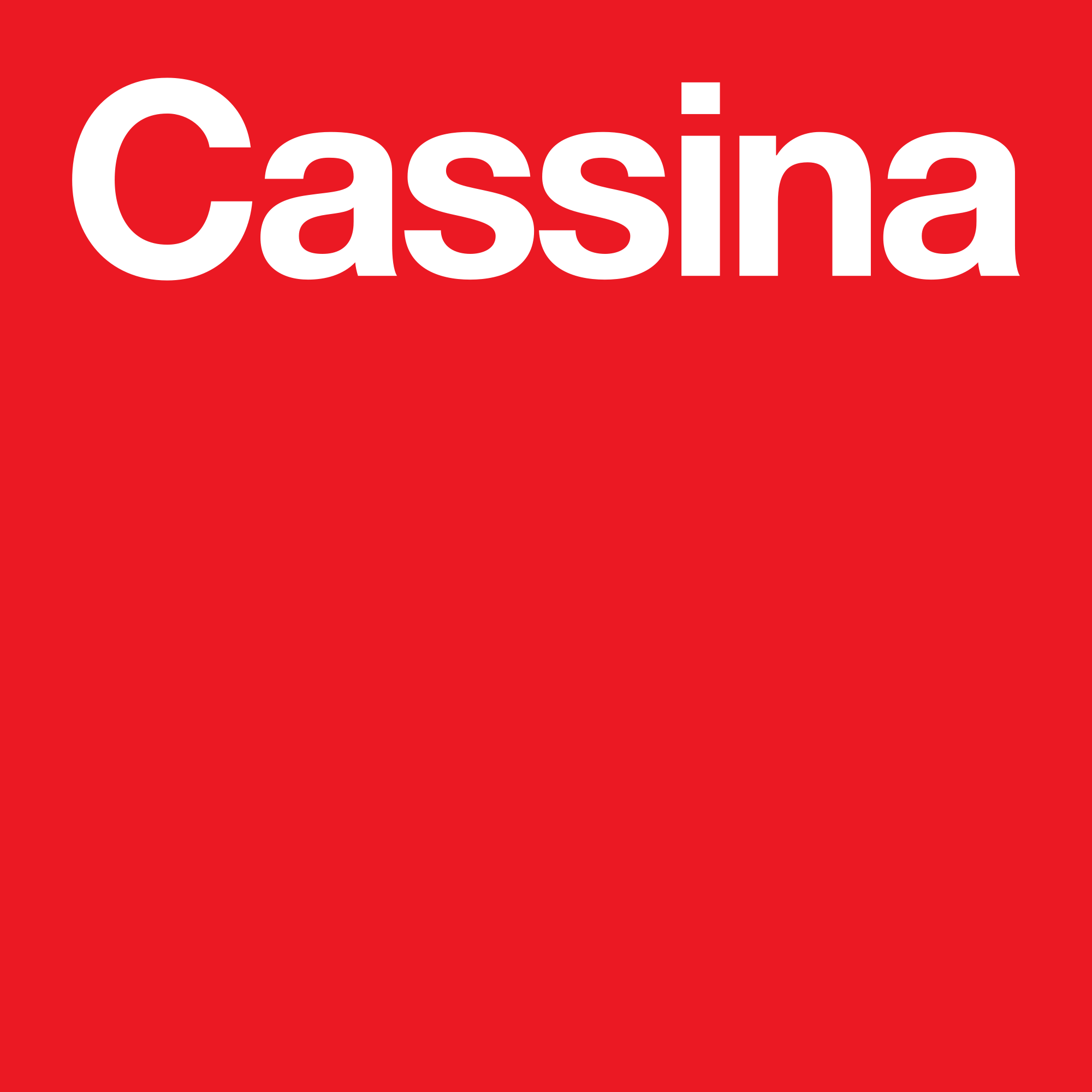 Logo of Cassina